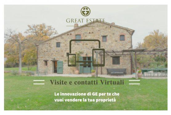 Visite e contatti Virtuali: le innovazione di GE per te che vuoi vendere la tua proprietà