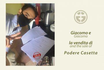 """Джакомо Буонавита: продажа """"Podere Casetta"""" подтверждает эффективность метода G.E."""