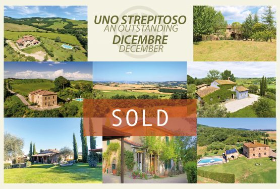 What a December for Great Estate: 8 sales officialised
