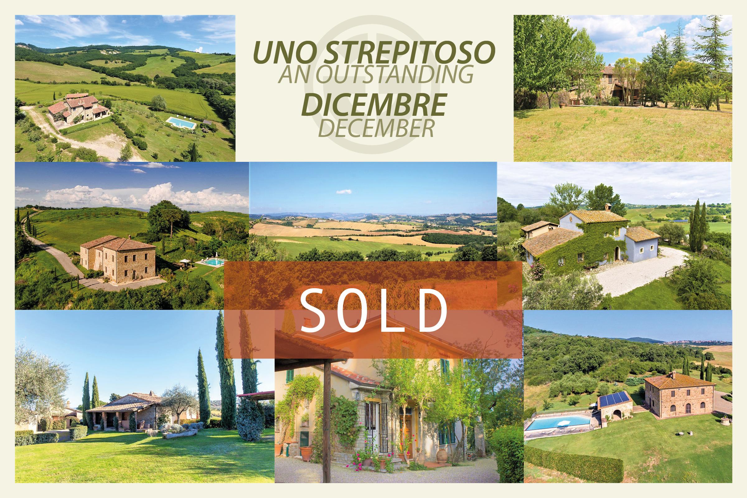 Dicembre d'oro per Great Estate: ufficializzate ben 8 vendite