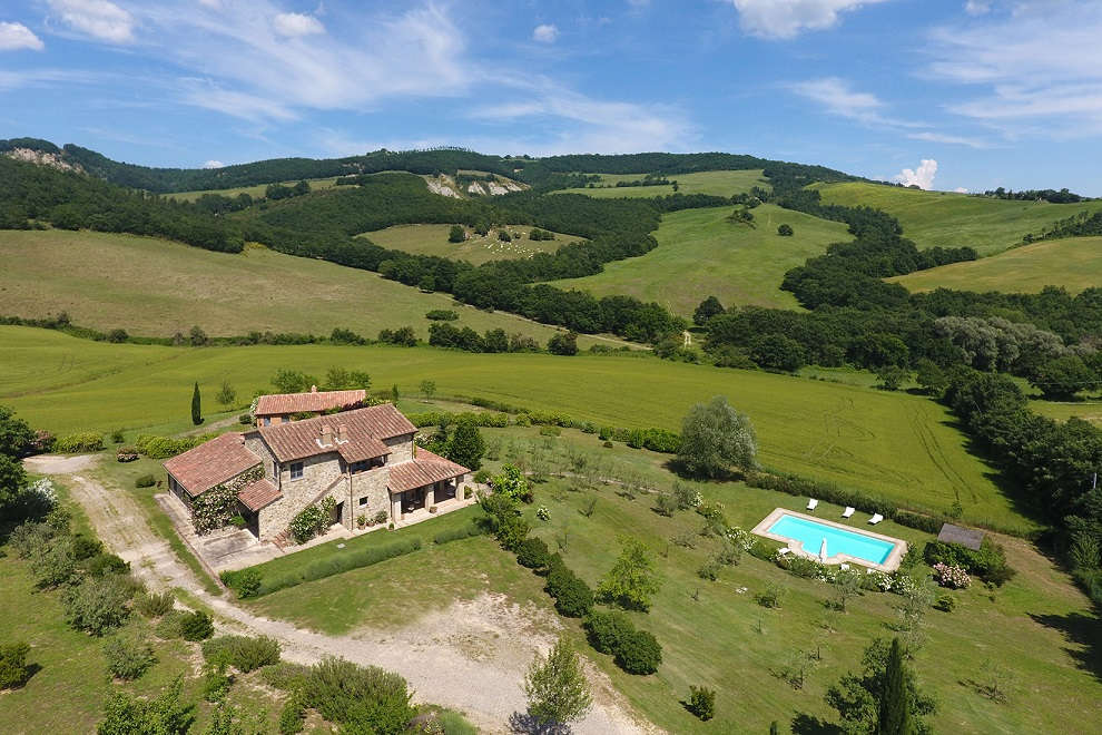 """Great Estate's end-of-year sales: """"Podere Casetta""""."""