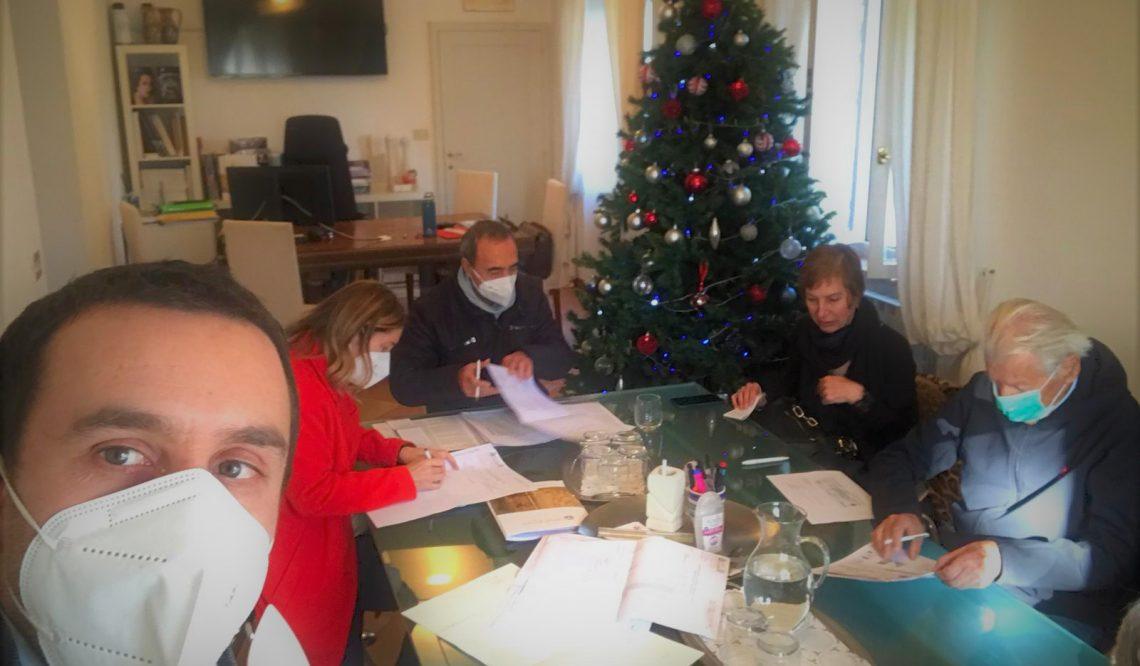 """Intervista ai nuovi proprietari di """"Margherita E Gelsomino"""", Massimo e Birgit"""