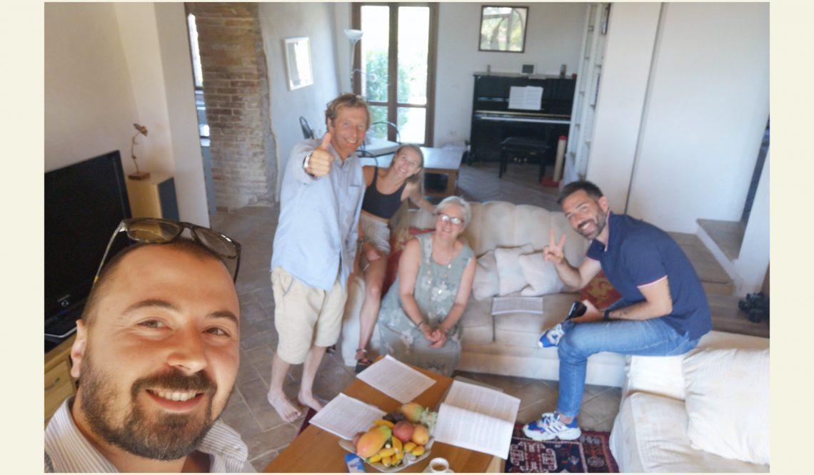 """Adrian e Gillian: """"Alberto, Jacopo e il Network Great Estate sono sicuramente i migliori""""!"""