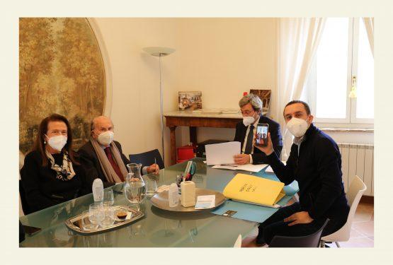 """Roberto Biggera tells us about the sale of """"La Vista Su Todi e Montecastello"""""""