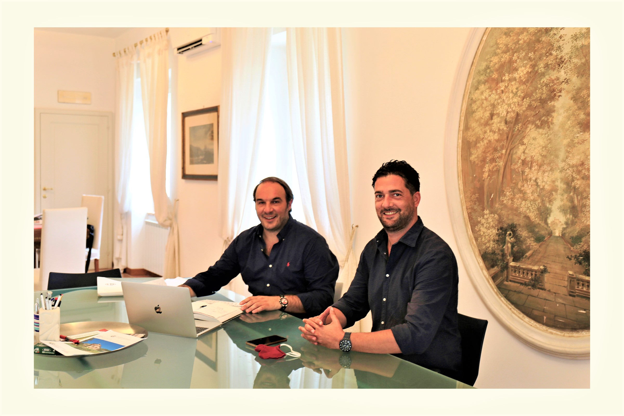 A new partner of the GE Network: Alunno Immobiliare Cortona Real Estate