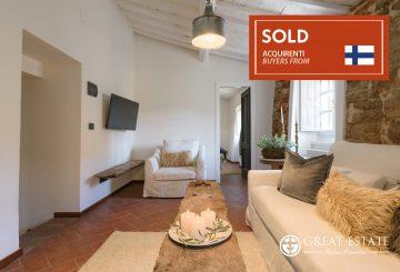 """""""La Casa Del Cocchiere"""": first, brilliant success of the Great Estate&Alunno Immobiliare partnership"""