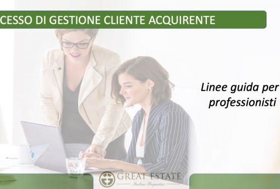 Protetto: Il Processo della gestione del Cliente ACQUIRENTE