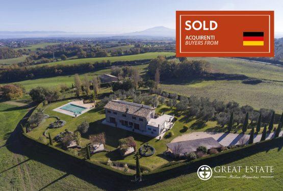 """Загородный дом """"Borgonuovo""""- идеальная продажа Great Estate"""