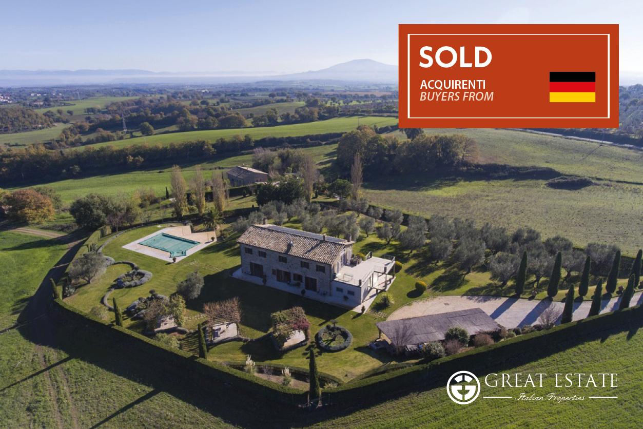 """Great Estate presents … the perfect sale: """"Borgonuovo"""""""