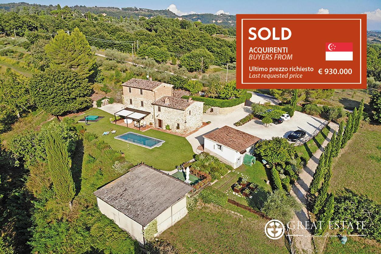 "Great Estate's ""virtual"" sales continue: Podere Paradiso"