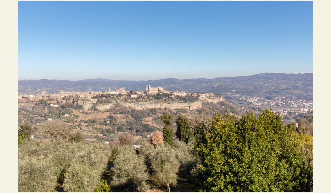 Orvieto and its countryside: the destination of choice for a better life … even in retirement!