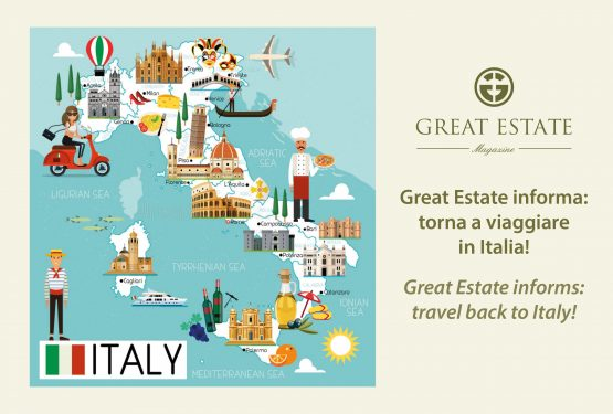 Back to traveling in Italy? From 16 May you can!
