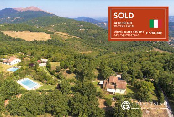 """Great Estate sells """"La Pace Della Dea"""" in … just three months!"""