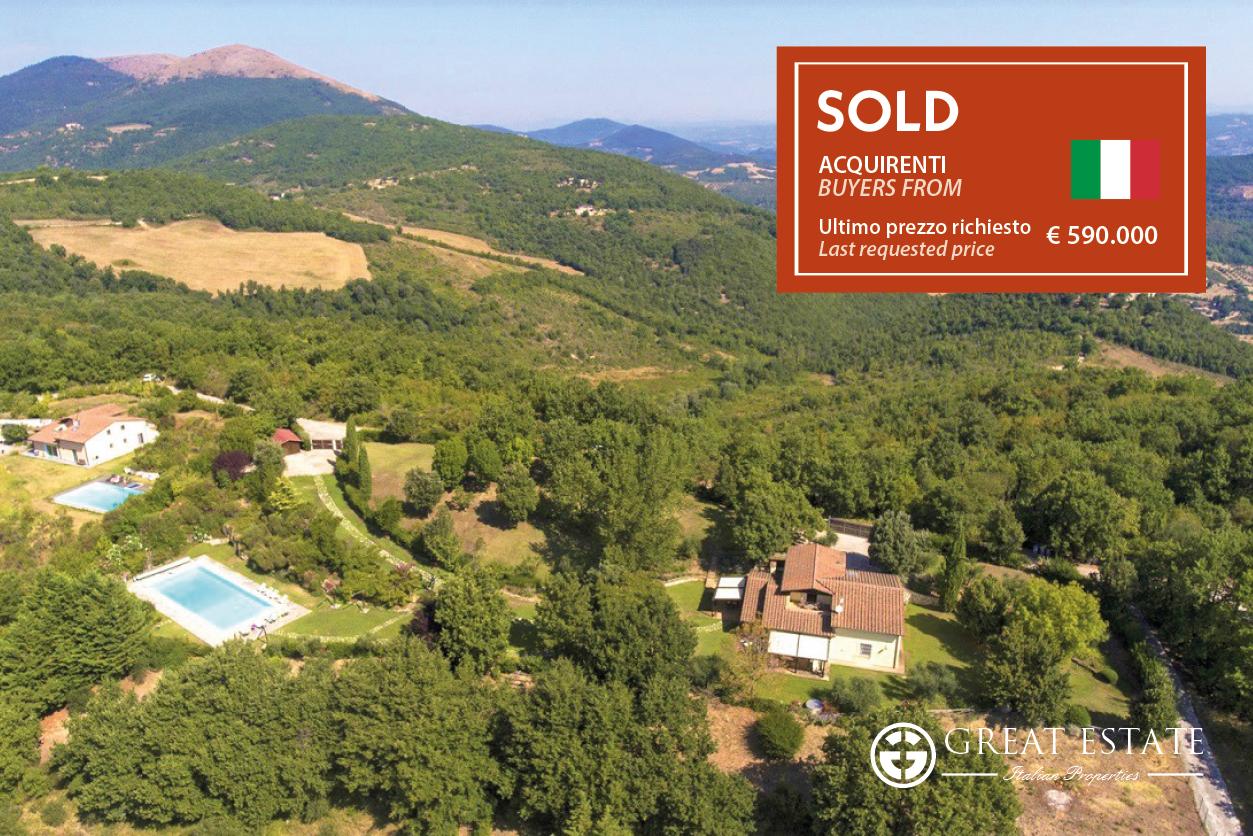 """Great Estate vende """"La Pace Della Dea"""" in … soli tre mesi!"""