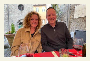"""Il Sig. Erlemeier e casale """"Borgonuovo"""": un acquisto fatto con il cuore"""