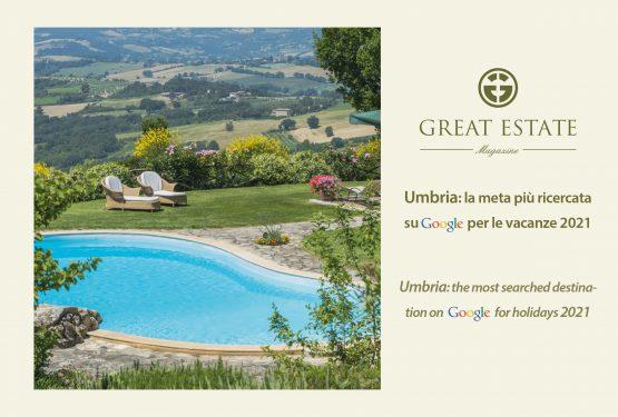 Умбрия: самый востребованный регион Италии по поискам в Google и … не только!