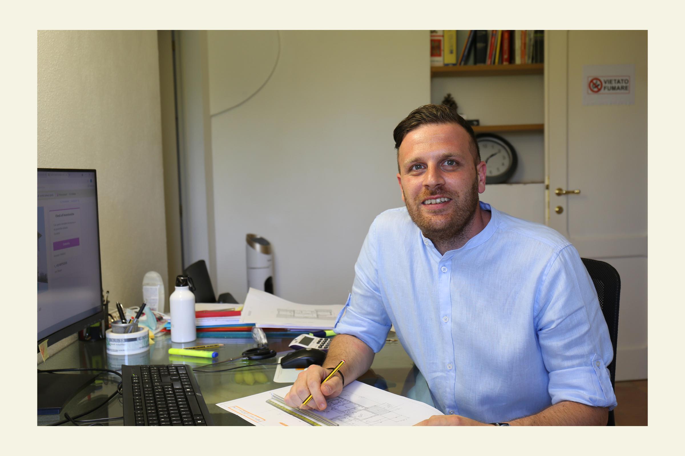 Отдел оценки Great Estate: интервью инженера Туллио Моранди