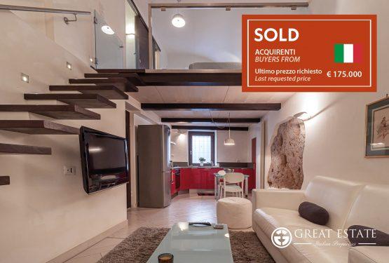 "First, important sale for Great Estate Orvieto: ""Il Nido Etrusco"""