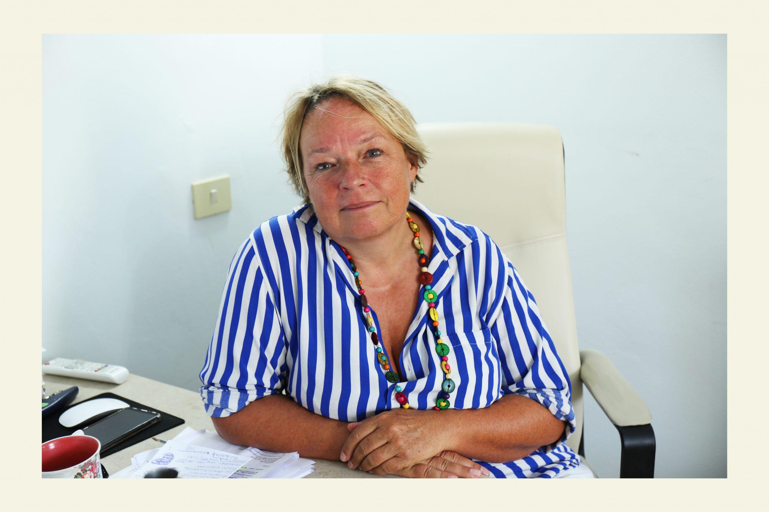 "Hariet Nijhuis and ""La Bella Vista"": ""a complex virtual sale that made me very happy!"""