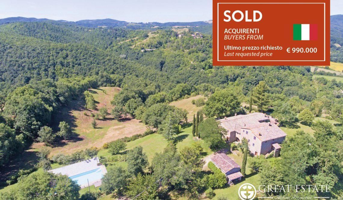 """La vendita de """"L'Antica Pietra"""": un risultato eccellente, motivo di orgoglio per tutta Great Estate"""
