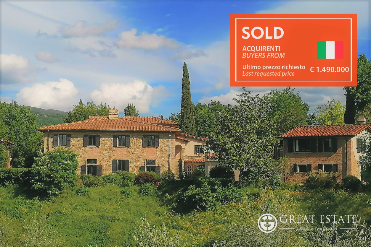 """The """"Poggio Agli Incisi"""" resale: a story of trust consolidated over time"""