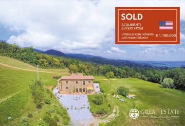 """the sale of """"Casale dei Mandrioli"""": An interview with property consultant Tommaso Liscaio"""