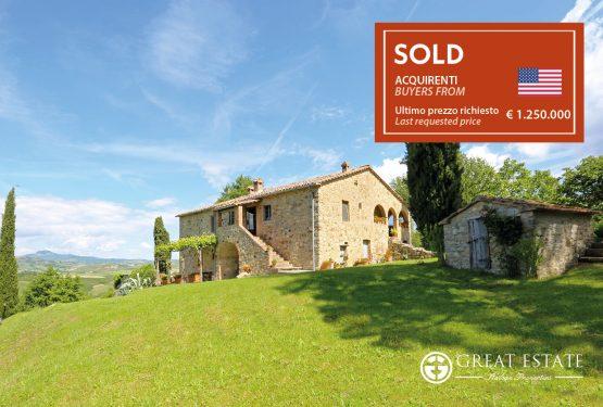 """Продажа """"La Vista Sulla Val D'Orcia"""": мечта, которая сбылась"""