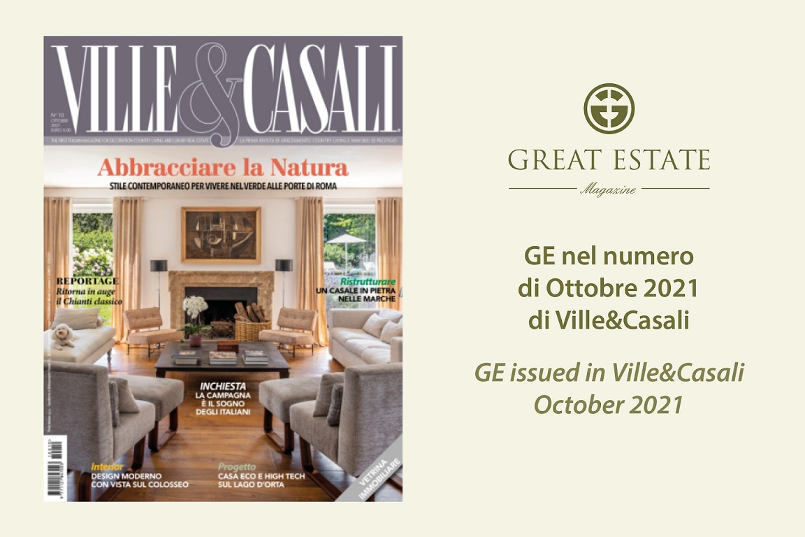 Great place for a second home: Saturnia and surrounding areas. Great Estate on VILLE&CASALI