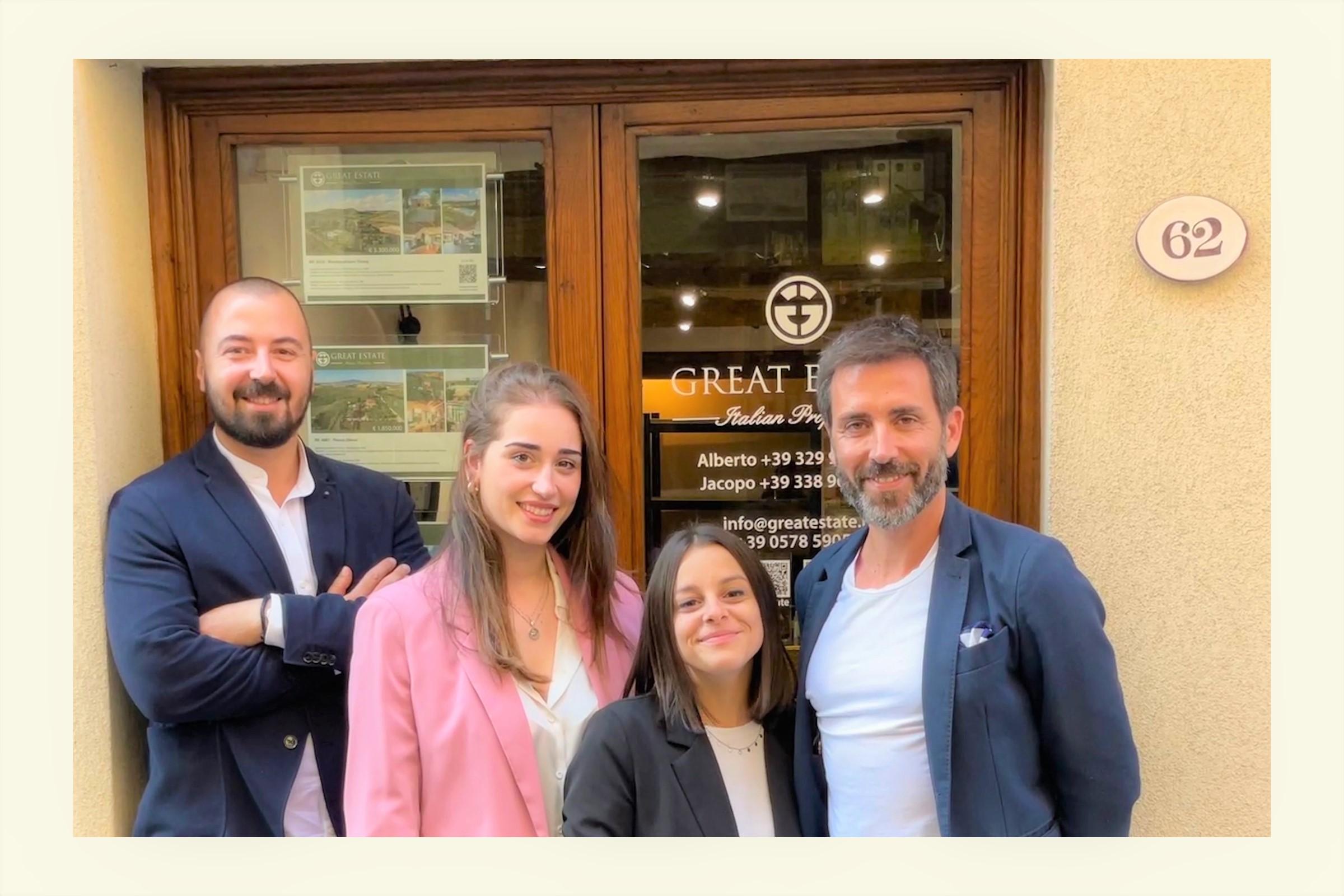 , nuova sede, great estate, montepulciano